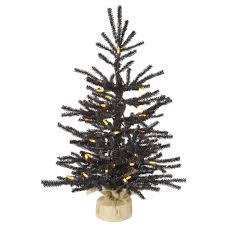 4ft Christmas Tree Walmart by Black Christmas Trees Walmart Com