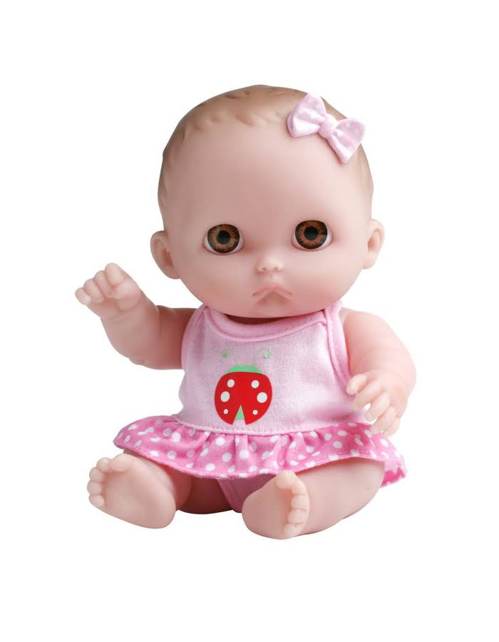 Jc Toys Lil' Cutesies Play Theme Doll - 8.5""