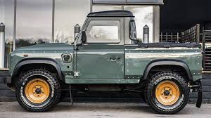 100 Defender Truck Land Rover Pickup Single Cab Rumored For 2020 Launch