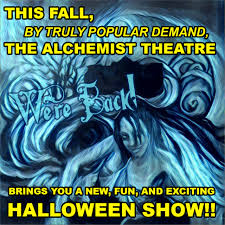 Halloween Express Hours Milwaukee Wi by The Alchemist Theatre
