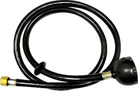 Sink Sprayer Hose Quick Connect by 48 Inch Black Spray Hose