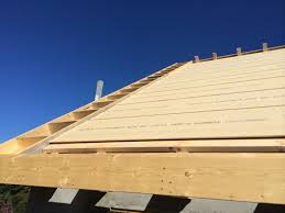 Insulating Cathedral Ceiling With Foam Board by Alford Ma Gutex Roof Makes Sustainable High Performance 475