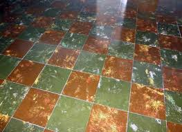 gritty 9x9 asbestos floor tile vintage 9 inch square floor flickr