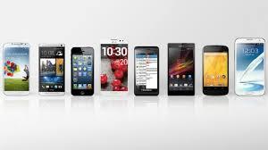 Smartphone parison Guide 2013