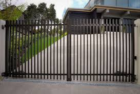 Outdoor Aluminum Fence Cost Inspirational Gate And Fence Metal