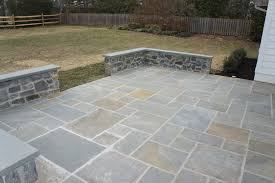 Charming Patio Materials For Your Outdoor Design Ideas Stone Home Inspiration
