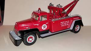 1997 TEXACO 1957 International R-200 Tow Truck Diecast 1:34 First ...