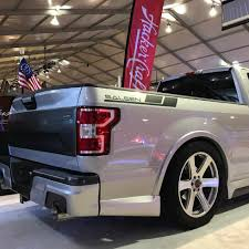 700 HP Supercharged Saleen Sport Truck Revealed