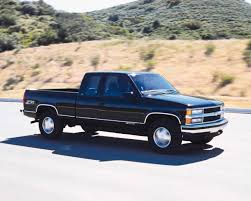 Chevrolet Silverado Through The Years - Carsforsale.com Blog