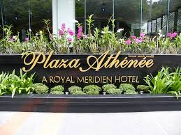 le royal meridien bangkok the plaza athenee a royal meridien hotel in bangkok thailand