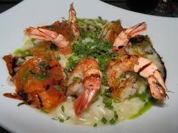 la cuisine d et risotto de gambas et chorizo picture of la cuisine de jules la