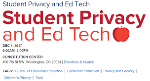 us federal trade commission bureau of consumer protection privacy and edtech workshop hosted by us dept of ed and