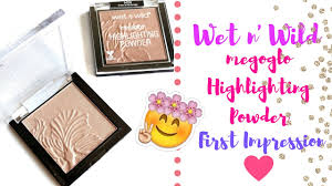 ♡ Wet N' Wild MegoGlo Highlighting Powder | First Impressions ♡ Wet N Wild Fan Brush Review Lipstickforlunch Essential Bundle 7 Brushes At Nykaacom Minimalism Adventures In Polishland Free Mascara Family Dollar The Krazy Coupon And Wild Coupon Code Year One Promo 2017 Launch Code Spill The Beauty Summer Is Here Its Time To Visit Wetn Emerald Pointe Hurry 11 Free Cosmetics Walmart Fire Ice Bellagio Breakfast Buffet Paxon Discount Christian Seal Codes 2018 Travel Deals Istanbul Peachy Airport Parking Atlanta Groupon Rpm Nzski