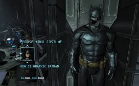 Long Halloween Batman Suit by Batman Arkham Origins Nexus Mods And Community