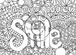 Coloring Pages Hard Patterns Abstract Free Large Animals Halloween For Adults Full Size