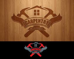 Logo Design Contests Creative For Carpentry Inc Woodworking