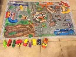 99 Chuck And Friends Tonka Trucks Find More Truck Play Mat Cars Etc