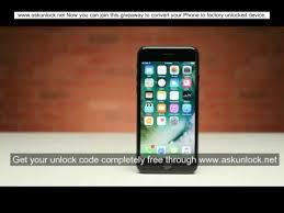 Unlock Iphone 7 Plus Sprint Free Easy Way To Unlock Sprint