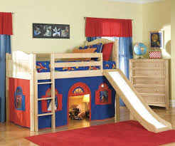 Bedroom: Loft Bed Curtains | Fire Truck Bunk Bed Tent | Bunk Bed ... Boysapos Fire Department Twin Metal Loft Bed With Slide Red For Bedroom Engine Toddler Step 2 Fireman Truck Bunk Beds Tent Best Of In A Bag Walmart Tanner 460026 Rescue Car By Coaster Full Size For Kids Double Deck Sale Paw Patrol Vehicle Play Curtain Pop Up Playhouse Bedbottom Portion Can Be Used As A Bunk Curtains High Sleeper Cabin And Bunks Kent Large Image Monster