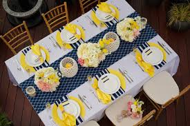 Interior Design View Nautical Themed Table Decorations Home