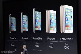 Apple drops prices on the iPhone 5s 6 and 6 Plus