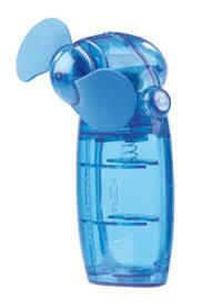 mini ventilateur de poche à piles accessoire été et plage