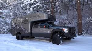 Tour The Luxury EarthRoamer Camper [VIDEO] - The Camping Page