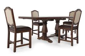Mathis Brothers Patio Furniture by Samuel Lawrence American Attitude Five Piece Dining Set Mathis