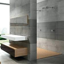 Grey Bathroom Tile Dark Tiles Basic Wall Floor And Gray Texture