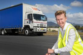Lismore Family's Trucking History Puts Student Behind Wheel ...
