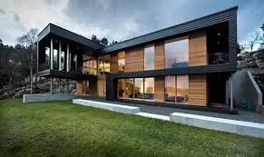 104 Modern Dream House Scandinavian By The Sea