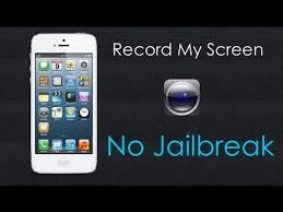 How to Record My Screen iPhone No Jailbreak