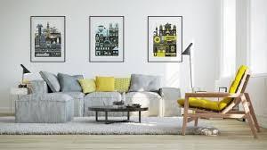 bilder wohnzimmer ideen designer sofa einrichtung in grau