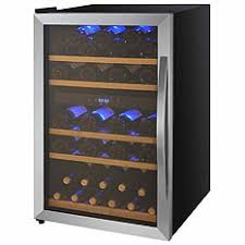 Tresanti Wine Cabinet With 24 Bottle Cooler by Wine Fridges Wine Cooler And Wine Cabinet At Beveragefactory Com