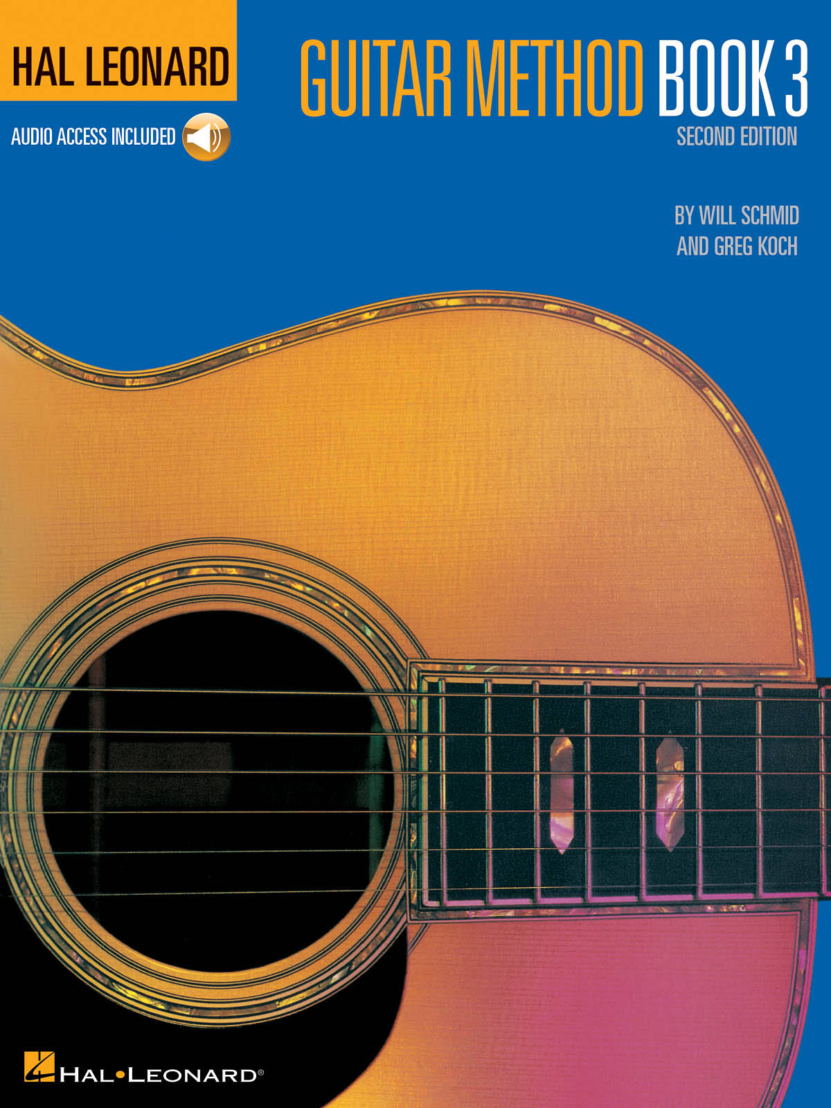 Guitar Method Book 3 - Hal Leonard