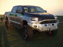 100 Truck And Winch Coupon Code Fab Fours Toyota Tundra Bumper W Prerunner Grill Guard