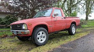 100 Hilux Truck At 2300 Could This 1979 Toyota Be All The Youll Ever