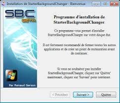 personnaliser bureau windows 7 changer le fond d écran de windows 7 starter