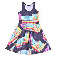 Dress 2016 Fashion Women Digital Print Color Tetris Game Sleeveless Beach DRESS Vestidos In Dresses From Womens Clothing Accessories On