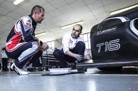 Sebastien Loeb Stunned by the Peugeot 208 T16 Pikes Peak