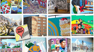 Chicano Park Murals Map by A Guide To 51 Neighborhood Murals You Must See Right Now