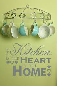 Kitchen Wall Decor Quote