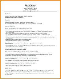 College Student Resume Format Math Sample Teacher Resume ... Resume Examples For Teaching Free Collection Of 47 Seeking Entry Level Position Cover Letter Job Math First Year Teacher Beautiful Samplesume Middle 9 Cover Letter Substitute Teacher Proposal Sample Is The Realty Executives Mi Invoice Resume Student Math Pozdravleniyaclub Samples And Writing Guide Resumeyard Format For High School English Summary Best College Examples Topikberitaclub Templates Visualcv