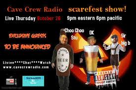 Sirius Xm Halloween Station Number by Past Shows U2014 Cave Crew Radio