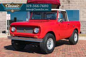 1970 International Scout | Duffy's Classic Cars Off Road 4x4 Trd Four Wheel Drive Mud Truck Jeep Scout 1970 Intertional 1200 Fire Truck Item Da8522 Sol 1974 Ii For Sale 107522 Mcg 1964 Harvester 80 Half Cab Junkyard Find 1972 The Truth 1962 Trucks 1971 800b 1820 Hemmings Motor Restorations Anything 1978 Terra Pickup 5 Things To Do With 43 Intionalharvester Scouts You Just Heres One Way To Bring An Ihc Into The 21st Century
