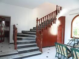 escalier d une villa haute standing cap nord propertycap nord