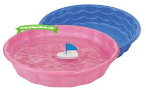 3ft Kiddie Pools 5 Free Store Pickup