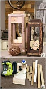 20 Impossibly Creative DIY Outdoor Christmas Decorations WoodChristmas CraftsChristmas