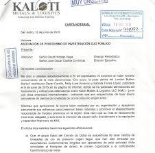 Compañías De Suiza Y EEUU Niegan Financiar Minería Ilegal Pero Sin