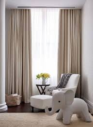 Searsca Sheer Curtains by Would Have Thicker Curtains In A Different Colour But I Want To